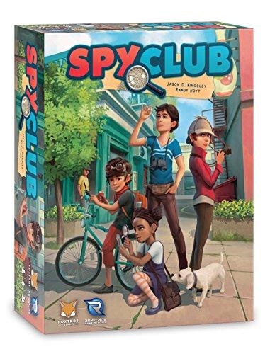 ボードゲーム 英語 アメリカ 海外ゲーム 【送料無料】Spy Clubボードゲーム 英語 アメリカ 海外ゲーム