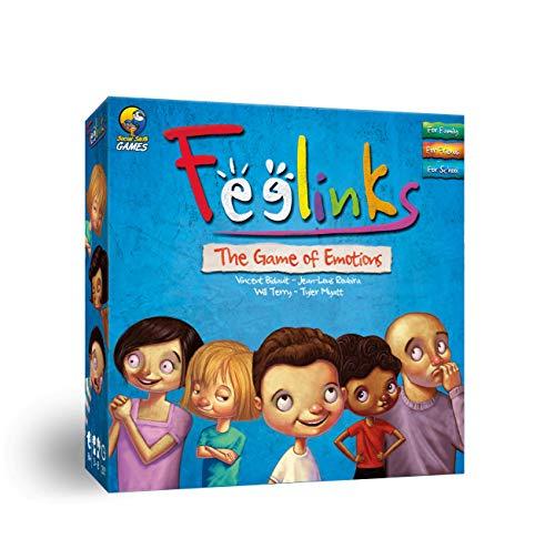 ボードゲーム 英語 アメリカ 海外ゲーム 【送料無料】Social Sloth Games Feelinks Board Gameボードゲーム 英語 アメリカ 海外ゲーム