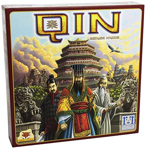 ボードゲーム 英語 アメリカ 海外ゲーム 【送料無料】Qin- A Renier Knizia Gameボードゲーム 英語 アメリカ 海外ゲーム