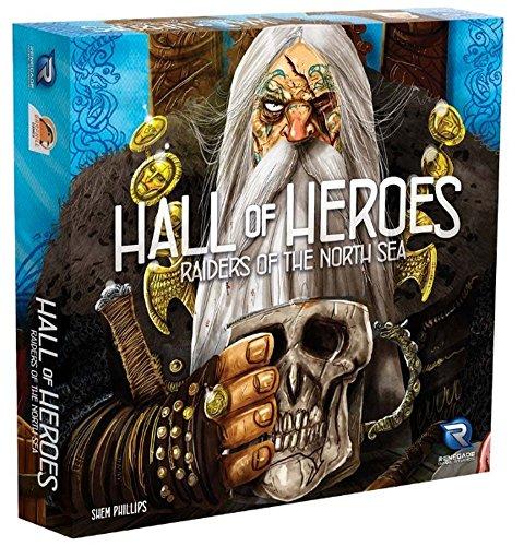 ボードゲーム 英語 アメリカ 海外ゲーム 【送料無料】Raiders of the North Sea: Hall of Heroesボードゲーム 英語 アメリカ 海外ゲーム