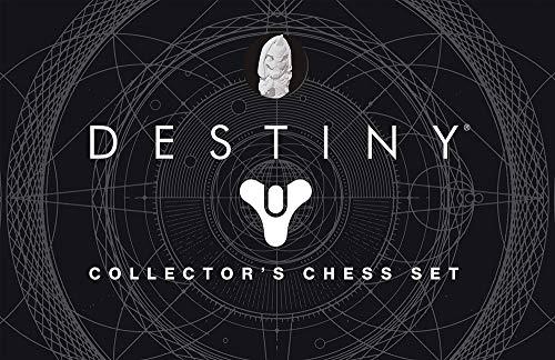 ボードゲーム 英語 アメリカ 海外ゲーム 【送料無料】USAOPOLY Destiny Chess Set | Destiny 2 Video Game Chess Game | 32 Custom Sculpt Collectable Figure Chess Pieces and Custom Chess Boardボードゲーム 英語 アメリカ 海外ゲーム
