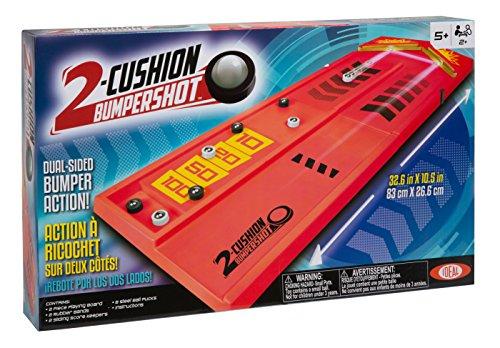 ボードゲーム 英語 アメリカ 海外ゲーム 【送料無料】Ideal Two Cushion Bumpershotボードゲーム 英語 アメリカ 海外ゲーム