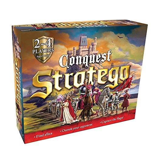 ボードゲーム 英語 アメリカ 海外ゲーム 【送料無料】PlayMonster Stratego Conquestボードゲーム 英語 アメリカ 海外ゲーム