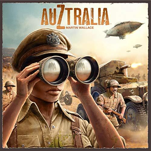 ボードゲーム 英語 アメリカ 海外ゲーム 【送料無料】Stronghold Games AuZtraliaボードゲーム 英語 アメリカ 海外ゲーム