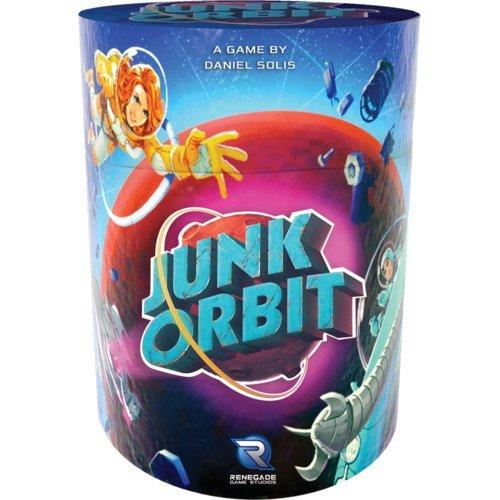 ボードゲーム 英語 アメリカ 海外ゲーム Junk Orbitボードゲーム 英語 アメリカ 海外ゲーム
