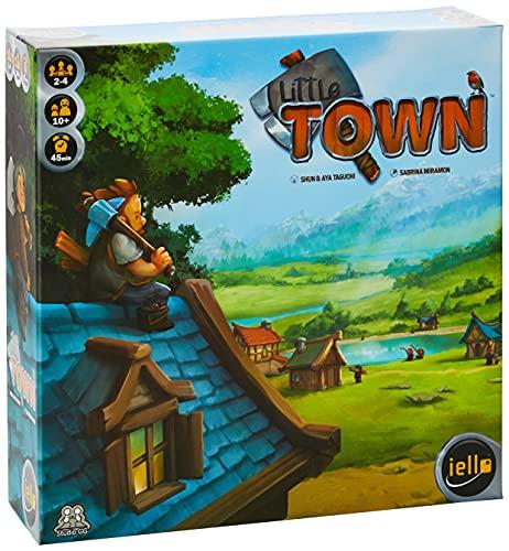 ボードゲーム 英語 アメリカ 海外ゲーム 【送料無料】Little Townボードゲーム 英語 アメリカ 海外ゲーム