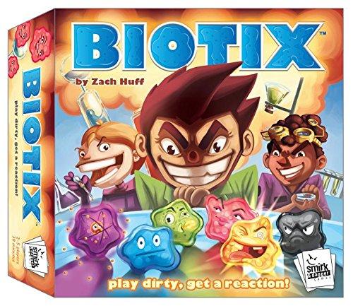 ボードゲーム 英語 アメリカ 海外ゲーム Smirk & Dagger Biotix Board Gameボードゲーム 英語 アメリカ 海外ゲーム