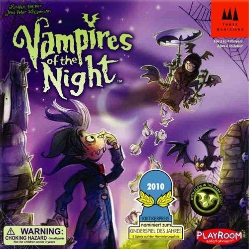 ボードゲーム 英語 アメリカ 海外ゲーム 【送料無料】Vampires of The Night Board Gameボードゲーム 英語 アメリカ 海外ゲーム