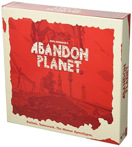 ボードゲーム 英語 アメリカ 海外ゲーム Orange Machine Games Abandon Planet Board Gamesボードゲーム 英語 アメリカ 海外ゲーム