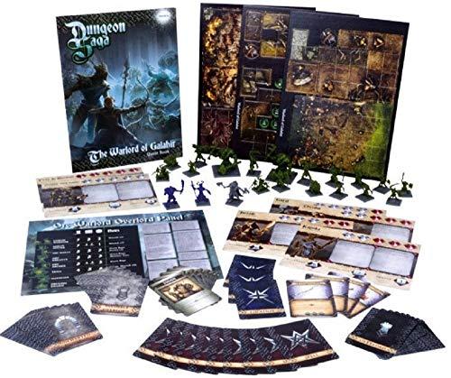 ボードゲーム 英語 アメリカ 海外ゲーム 【送料無料】Mantic Games MGDS04 - The Warlord of Galahir - Fantasy 28mm Miniature Adventure Strategy Board Game - English Editionボードゲーム 英語 アメリカ 海外ゲーム