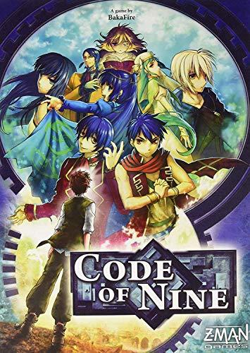 ボードゲーム 英語 アメリカ 海外ゲーム Code Of Nineボードゲーム 英語 アメリカ 海外ゲーム