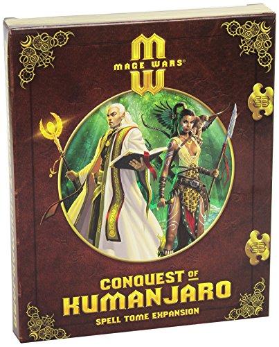 ボードゲーム 英語 アメリカ 海外ゲーム 【送料無料】Arcane Wonders Mage Wars Conquest of Kumanjaro Board Gameボードゲーム 英語 アメリカ 海外ゲーム
