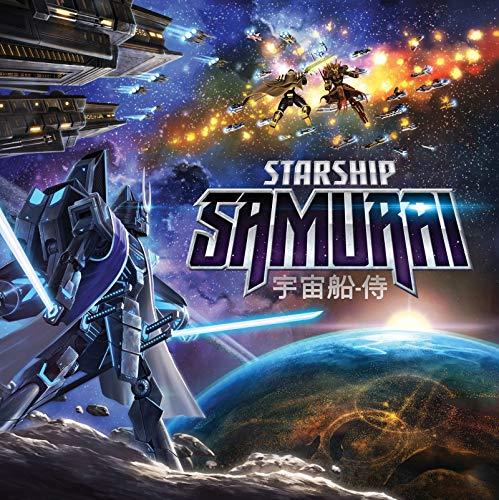 ボードゲーム 英語 アメリカ 海外ゲーム 【送料無料】Starship Samuraiボードゲーム 英語 アメリカ 海外ゲーム