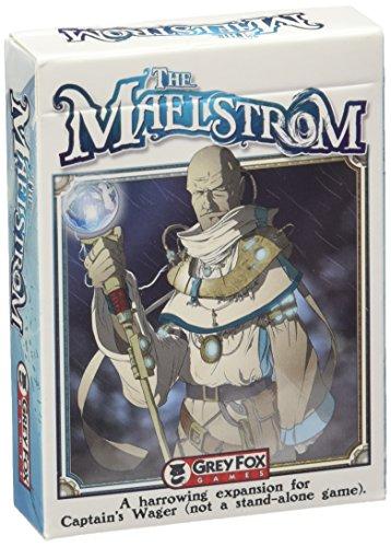 ボードゲーム 英語 アメリカ 海外ゲーム Grey Fox Games Captain's Wager The Maelstrom Expansion Board Gameボードゲーム 英語 アメリカ 海外ゲーム