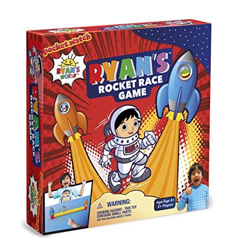 ボードゲーム 英語 アメリカ 海外ゲーム 【送料無料】Ryan's Rocket Race Gameボードゲーム 英語 アメリカ 海外ゲーム