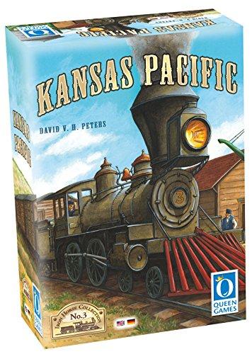 ボードゲーム 英語 アメリカ 海外ゲーム 【送料無料】Kansas Pacific Auction/Bidding Board Gameボードゲーム 英語 アメリカ 海外ゲーム