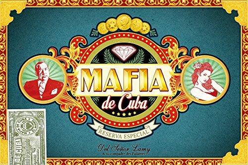 ボードゲーム 英語 アメリカ 海外ゲーム Mafia de Cubaボードゲーム 英語 アメリカ 海外ゲーム