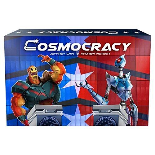 ボードゲーム 英語 アメリカ 海外ゲーム 【送料無料】Redshift Games Cosmocracy Board Gameボードゲーム 英語 アメリカ 海外ゲーム