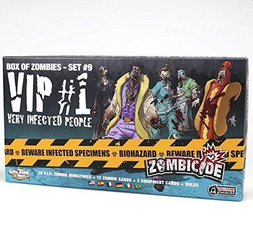 ボードゲーム 英語 アメリカ 海外ゲーム 【送料無料】CMON Zombicide VIP #1: Very Infected People Board Gameボードゲーム 英語 アメリカ 海外ゲーム