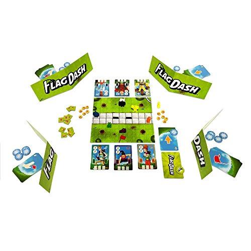 ボードゲーム 英語 アメリカ 海外ゲーム PieceKeeper Games Flag Dash Board Gameボードゲーム 英語 アメリカ 海外ゲーム