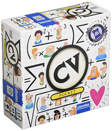 ボードゲーム 英語 アメリカ 海外ゲーム Funforge CV Pocket Game Board Gamesボードゲーム 英語 アメリカ 海外ゲーム