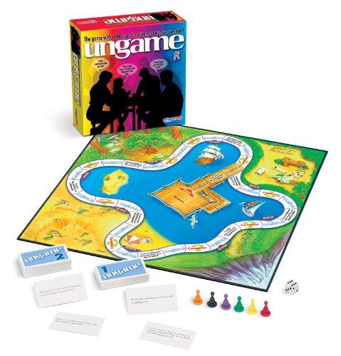 ボードゲーム 英語 アメリカ 海外ゲーム 【送料無料】The Ungameボードゲーム 英語 アメリカ 海外ゲーム