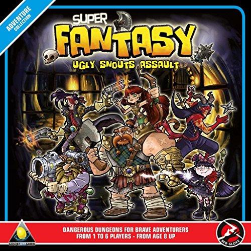 ボードゲーム 英語 アメリカ 海外ゲーム 【送料無料】Super Fantasyボードゲーム 英語 アメリカ 海外ゲーム