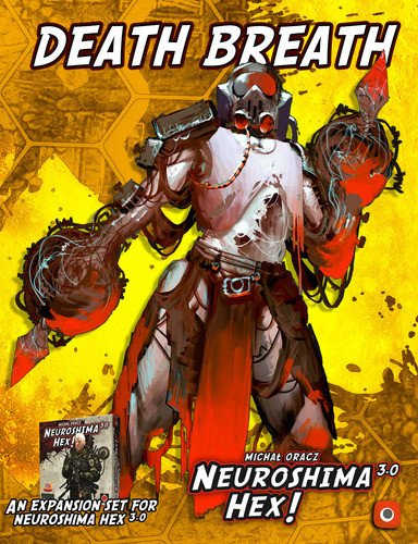 ボードゲーム 英語 アメリカ 海外ゲーム 【送料無料】Portal Games Neuroshima Hex Death Breath Board Gameボードゲーム 英語 アメリカ 海外ゲーム
