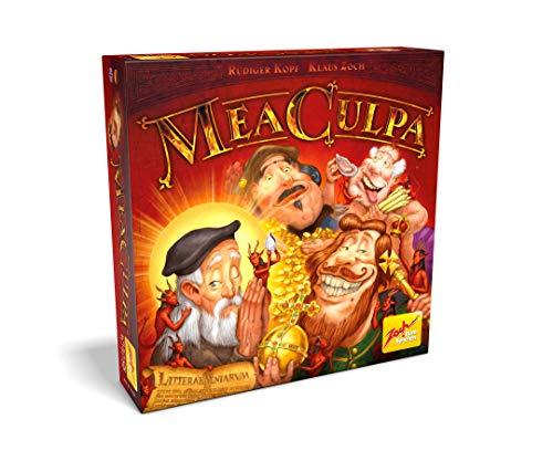 ボードゲーム 英語 アメリカ 海外ゲーム 【送料無料】Zoch 601105084 MEA Culpa Board Gameボードゲーム 英語 アメリカ 海外ゲーム