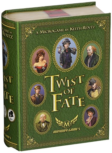 ボードゲーム 英語 アメリカ 海外ゲーム Twist of Fate Board Game (4 Player)ボードゲーム 英語 アメリカ 海外ゲーム