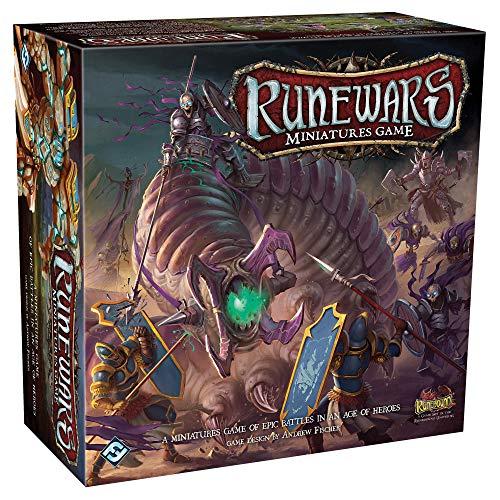 ボードゲーム 英語 アメリカ 海外ゲーム 【送料無料】Runewars: Miniature Game Core Setボードゲーム 英語 アメリカ 海外ゲーム