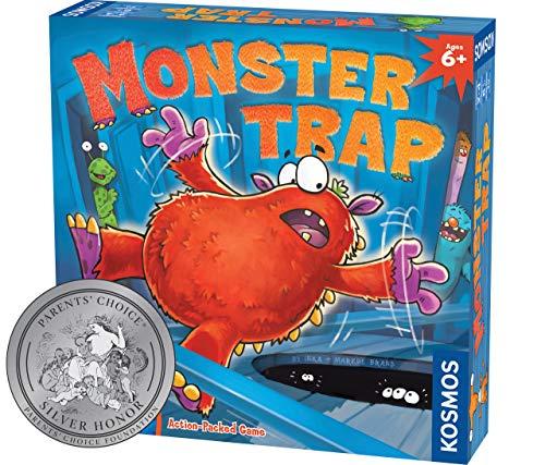 【着後レビューで 送料無料】 ボードゲーム 英語 アメリカ 海外ゲーム【送料無料】Thames アメリカ & 英語 Kosmos 海外ゲーム Monster Trap Gameボードゲーム 英語 アメリカ 海外ゲーム, お菓子工房ルポン:dd215cb6 --- bungsu.net