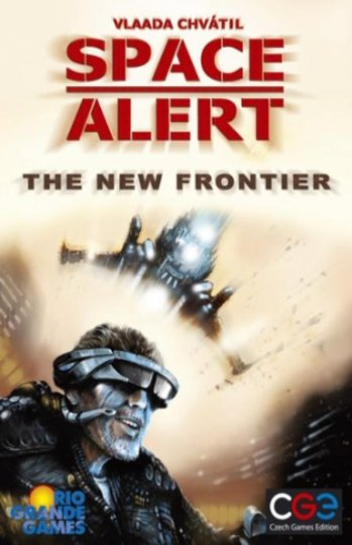ボードゲーム 英語 アメリカ 海外ゲーム 【送料無料】Rio Grande Games Space Alert New Frontierボードゲーム 英語 アメリカ 海外ゲーム