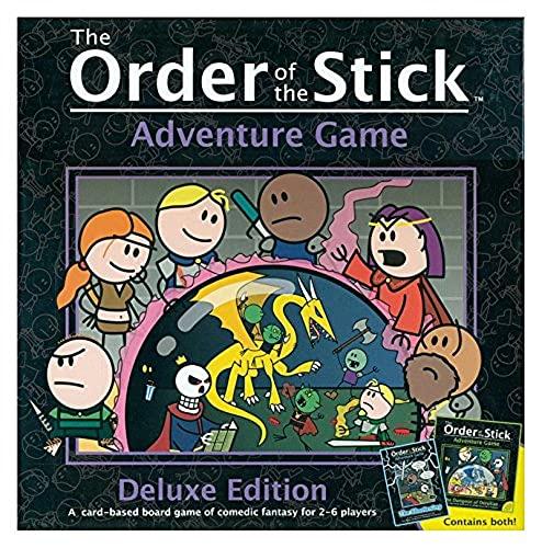 ボードゲーム 英語 アメリカ 海外ゲーム 【送料無料】APE Games Order of The Stick Adventure Game: The Dungeon of Durokan Deluxe Editionボードゲーム 英語 アメリカ 海外ゲーム