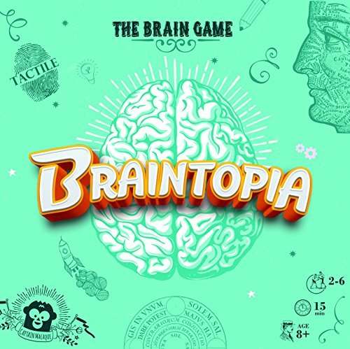 ボードゲーム 英語 アメリカ 海外ゲーム Braintopiaボードゲーム 英語 アメリカ 海外ゲーム