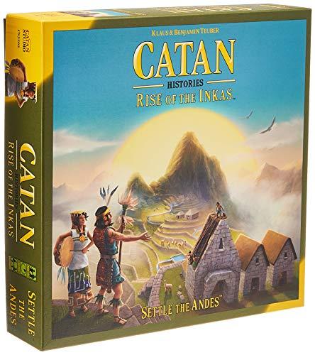 ボードゲーム 英語 アメリカ 海外ゲーム 【送料無料】Catan Studios CN3205 Catan: Rise of The Inkas, Standard Sizeボードゲーム 英語 アメリカ 海外ゲーム