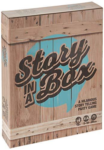 ボードゲーム 英語 アメリカ 海外ゲーム 【送料無料】Lion Rampant Imports Story in A Box Party Board Game,,ボードゲーム 英語 アメリカ 海外ゲーム