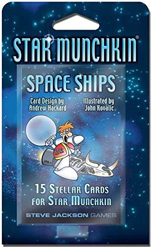 ボードゲーム 英語 アメリカ 海外ゲーム Steve Jackson Games Star Munchkin Space Ships Booster Pkボードゲーム 英語 アメリカ 海外ゲーム