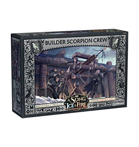 ボードゲーム 英語 アメリカ 海外ゲーム 【送料無料】A Song of Ice & Fire: Night's Watch Builder Scorpion Crewボードゲーム 英語 アメリカ 海外ゲーム