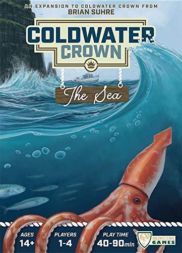 ボードゲーム 英語 アメリカ 海外ゲーム 【送料無料】Coldwater Crown: The Seaボードゲーム 英語 アメリカ 海外ゲーム