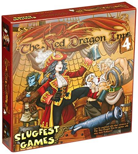 ボードゲーム 英語 アメリカ 海外ゲーム 【送料無料】Slugfest Games The Red Dragon Inn 4 Strategy Boxed Board Game Ages 12 & Upボードゲーム 英語 アメリカ 海外ゲーム