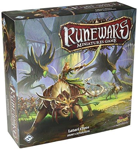 ボードゲーム 英語 アメリカ 海外ゲーム 【送料無料】Runewars: Latari Elf Army Expansion Packボードゲーム 英語 アメリカ 海外ゲーム