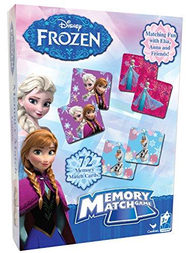 ボードゲーム 英語 アメリカ 海外ゲーム Disney Frozen Memory Match Game Styles Will Varyボードゲーム 英語 アメリカ 海外ゲーム