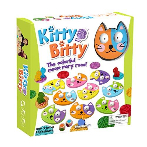 ボードゲーム 英語 アメリカ 海外ゲーム Blue Orange Games Kitty Bitty Wooden Memory Gameボードゲーム 英語 アメリカ 海外ゲーム