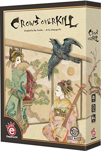 ボードゲーム 英語 アメリカ 海外ゲーム送料無料 Crows Overkillボードゲーム 英語 アメリカ 海外ゲームy0PnmN8wvO