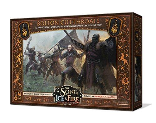 ボードゲーム 英語 アメリカ 海外ゲーム 【送料無料】A Song of Ice & Fire: Bolton Cutthroatsボードゲーム 英語 アメリカ 海外ゲーム