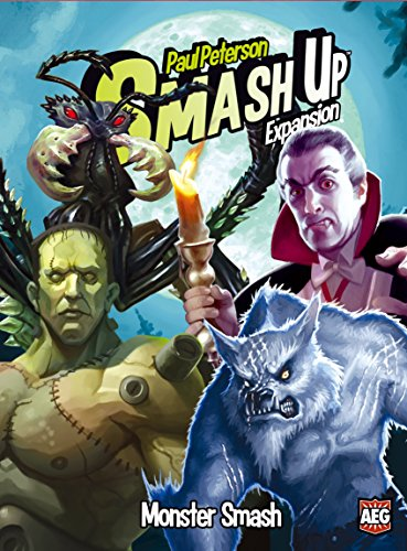 ボードゲーム 英語 アメリカ 海外ゲーム Smash Up: Monster Smashボードゲーム 英語 アメリカ 海外ゲーム