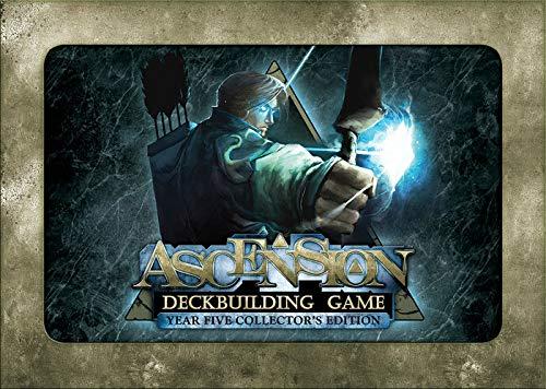 ボードゲーム 英語 アメリカ 海外ゲーム 【送料無料】Ascension: Year Five Collector's Editionボードゲーム 英語 アメリカ 海外ゲーム