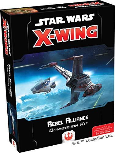 ボードゲーム 英語 アメリカ 海外ゲーム 【送料無料】X-Wing Second Edition: Rebel Alliance Conversionボードゲーム 英語 アメリカ 海外ゲーム