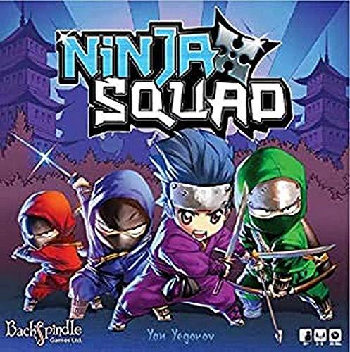 ボードゲーム 英語 アメリカ 海外ゲーム 【送料無料】Ninja Squadボードゲーム 英語 アメリカ 海外ゲーム